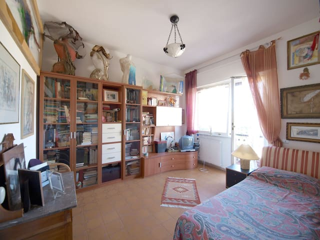 this room will invite you to relax - Roma - Apartamento