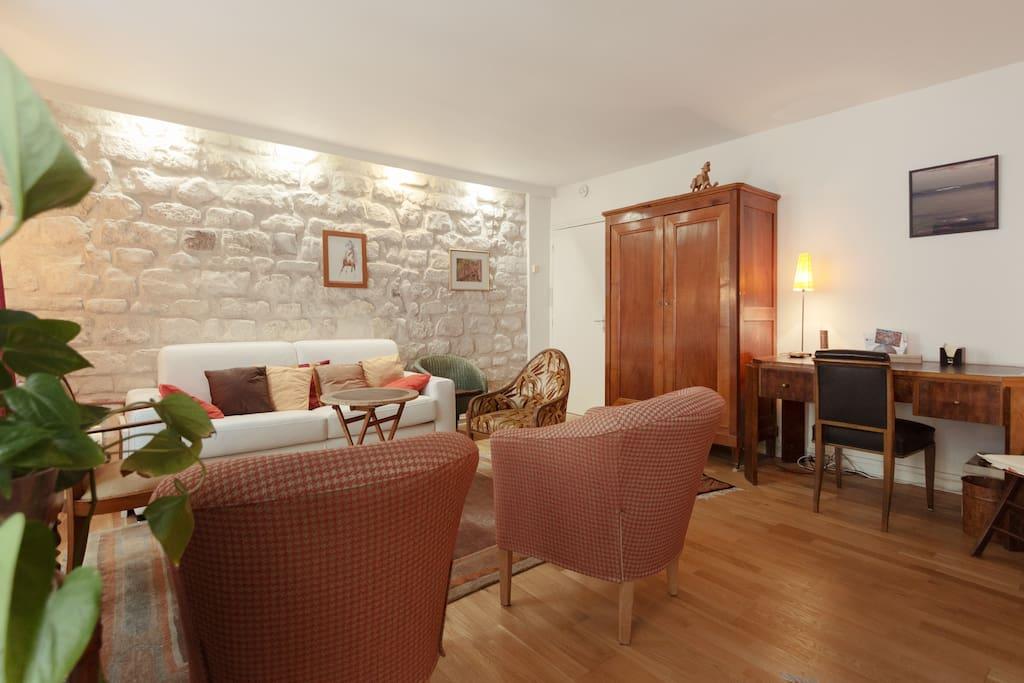 bel appartement paris 12 me appartements louer paris le de france france. Black Bedroom Furniture Sets. Home Design Ideas