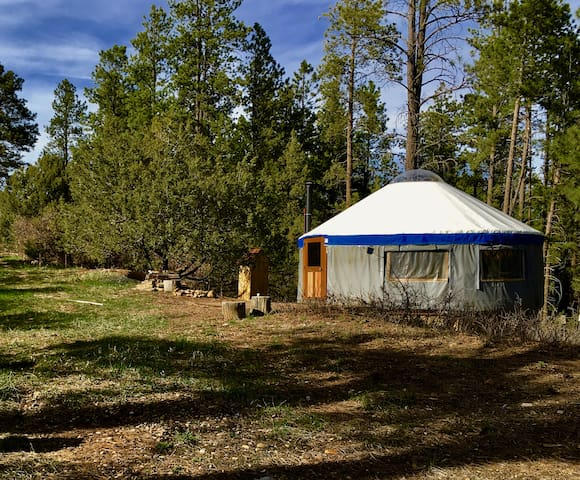 The Yurt: A Beautiful Landscape