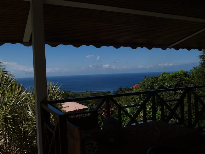 NEW/Superb Villa front of the sea