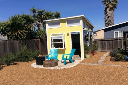 Modern Seaside Tiny House - 锡赛德