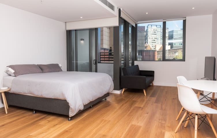 New Apartment in the Heart of the City