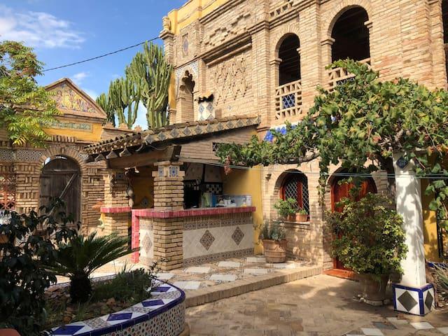 Casa estilo mozárabe S.XIX