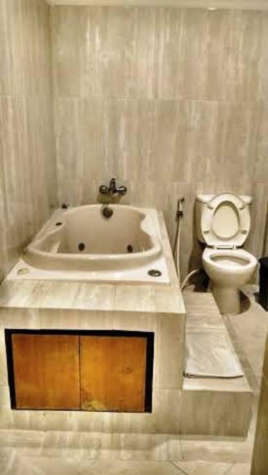 Deluxe Toilet