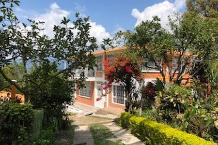 Finca Guycan, el lugar ideal para descansar