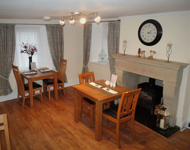 Barrowgarth Guest House - Twin Room - Appleby-in-Westmorland