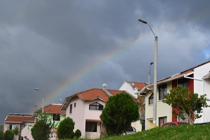 Beautifully located 3br home in El Valle, Cuenca.