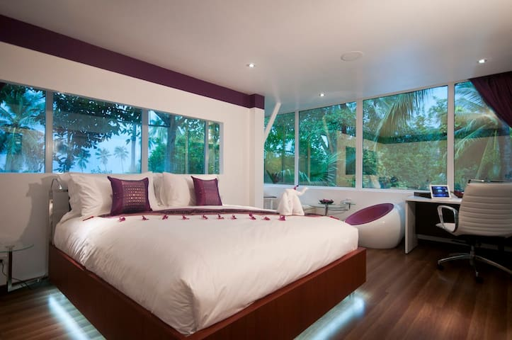 Spacious and adorable room in Krabi - Ao Nang - Huoneisto