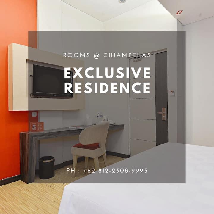 Rooms @ Cihampelas
