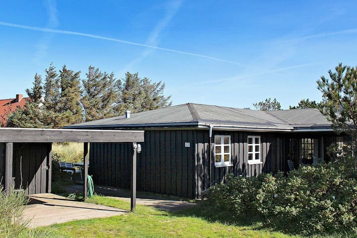 Quaint Holiday Home in Jutland With Barbeque