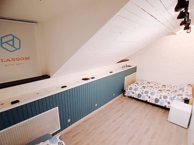 Vlassom - Triple room