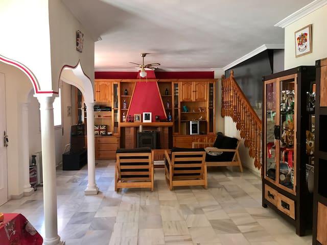 Casa cerca del Parque tecnológico de Malaga