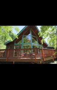 A-Frame Chalet - Shared Home, Private room - Tenino