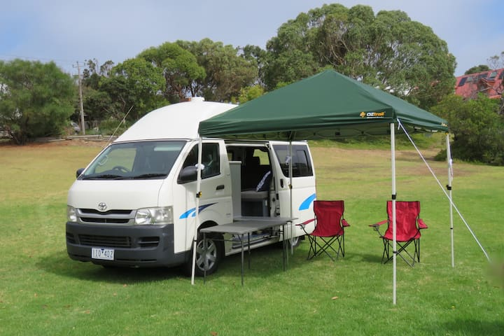 The Great Ocean Camper