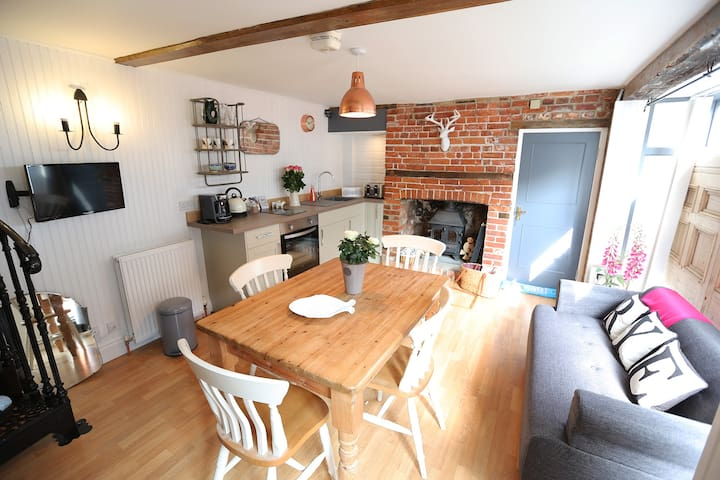 No 10 Landgate - Boutique Cottage - Rye - Huis