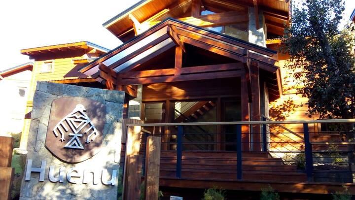 Un lugar ideal en Península Manzano
