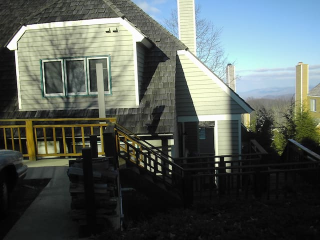 Four season resort on mountain. - Roseland - Townhouse