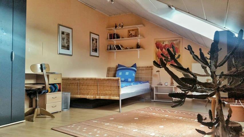 Doppelzimmer mit eigenem Bad - Lahnstein - Rumah