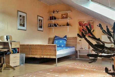 Doppelzimmer mit eigenem Bad - Lahnstein - Haus