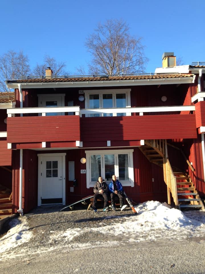 Mysig stuga i centrala Åre