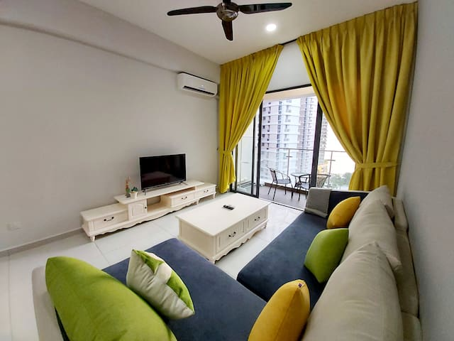 ❤[SEAVIEW]❤❣807 No cleaning fee❣‼Country Garden