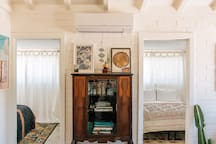2 Bedrooms with Mini Split AC/Heaters