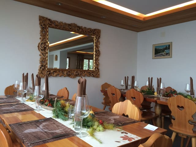Gasthaus Alpenrose Plattatschas - Santa Maria Val Müstair - Other
