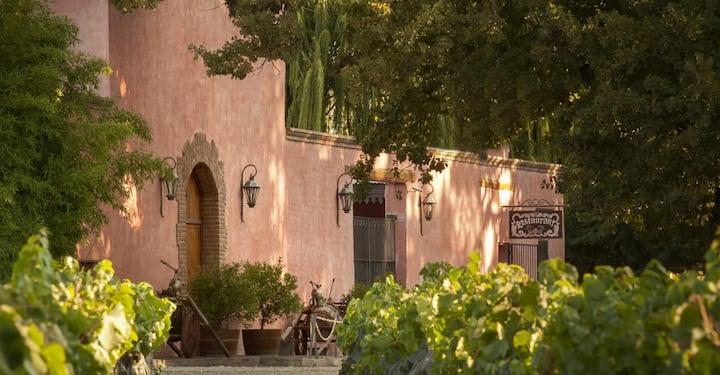 Clos de Chacras Winery.