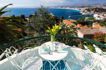 The Best Panoramic Luxury View - Nizza - Loft