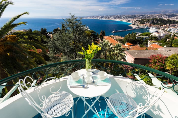 The Best Panoramic Luxury View