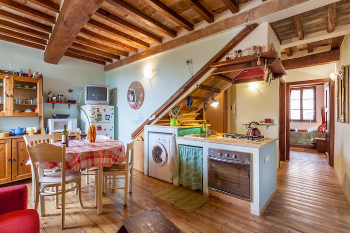 Panoramic and sunny apartment - Perugia - Appartement