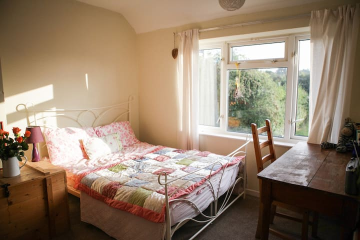 Spacious and airy double room