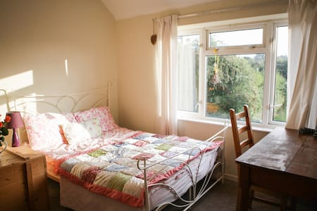 Spacious and airy double room  - Oxford - Bed & Breakfast