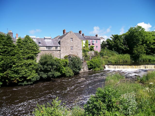 Kiln Wing at the Old Corn Mill - Moyle - Apartamento