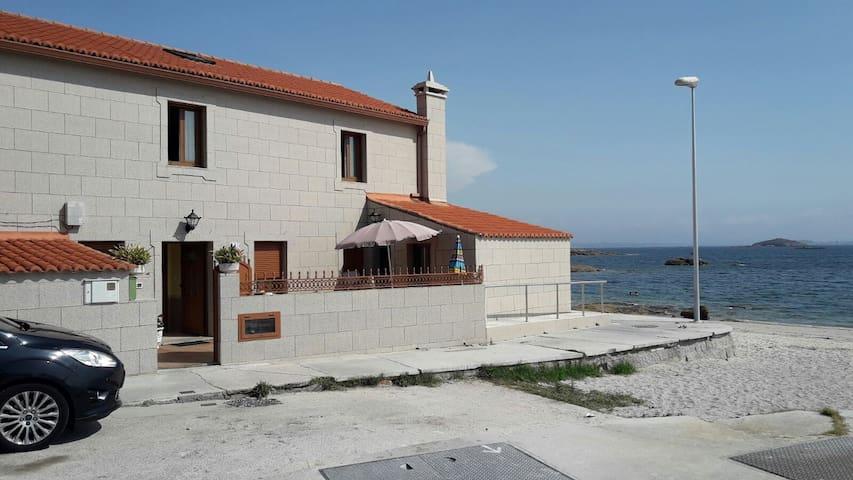 Casa Riveira Grande,vivienda de arriba
