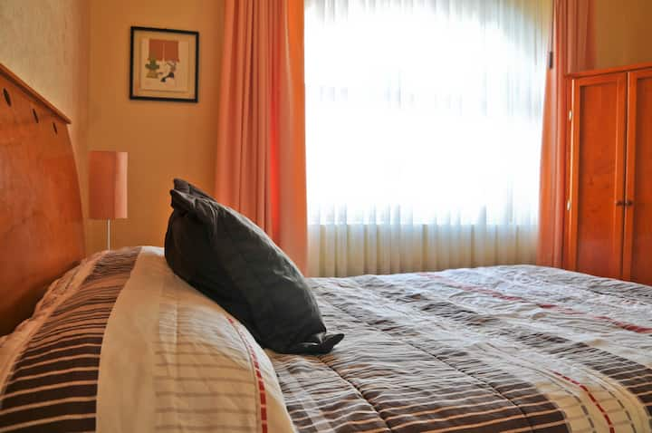 The first b&b in Guadalajara! Room 4 person