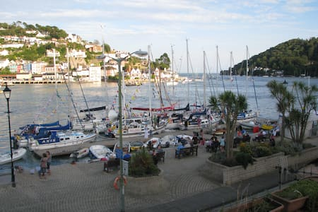 Breakfast with a stunning view  - Dartmouth