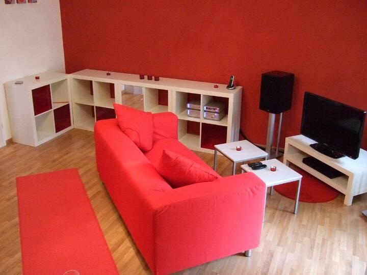 TOP Apartment RED LEMON