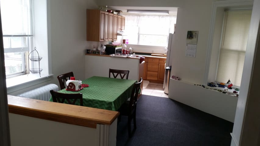 Cute, spacious and cozy 2 bedrooms - Philadelphia - Wohnung