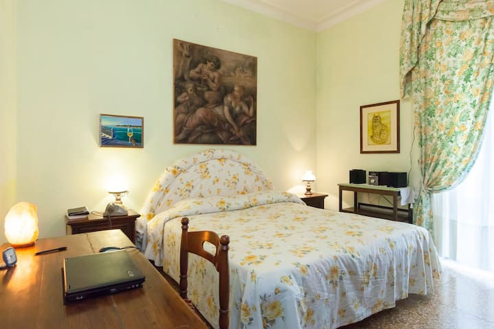 An English style room in Rome - Roma - Apartamento