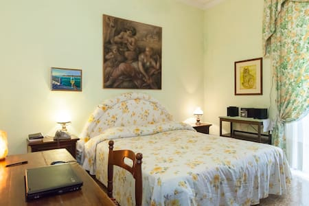 Private room in english style in Ro - Roma