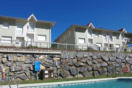 Chalet montañés en plena naturaleza - Arredondo - Haus