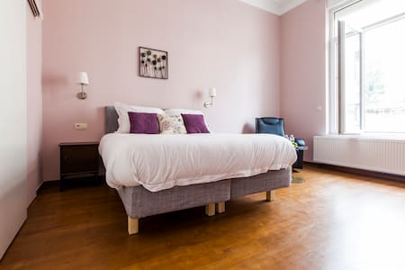 Deluxe Suite in heart EU, low rate! - Bruxelles - Bed & Breakfast