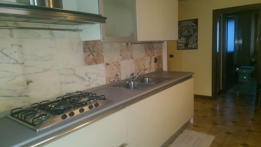 Grazioso appartamento - Isolaccia - Appartement