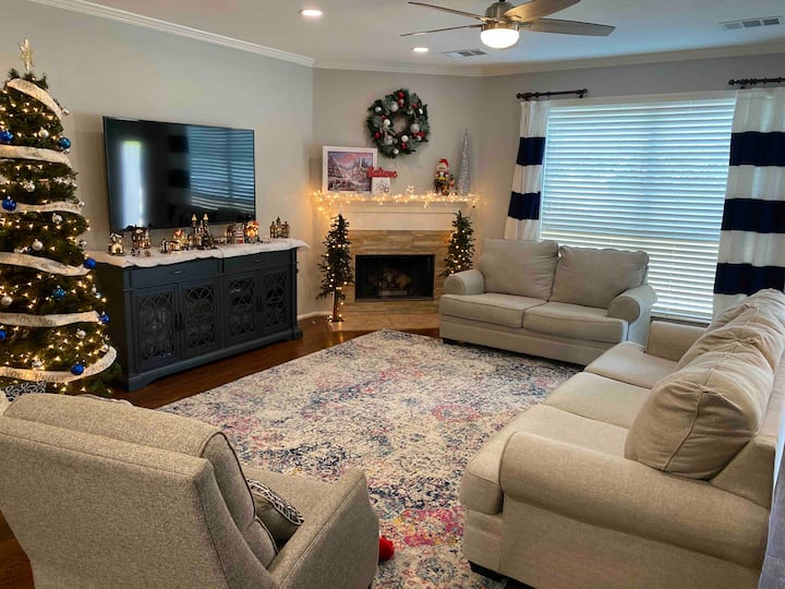 Mid-cities family home