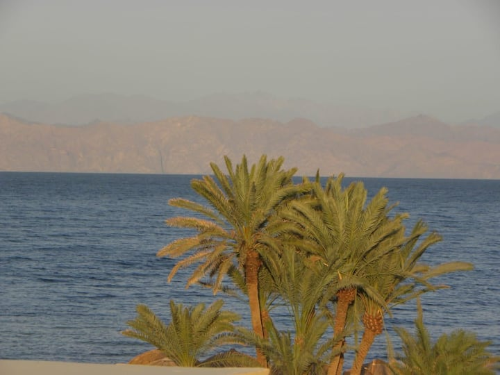 Dahab studio appartments Sea View