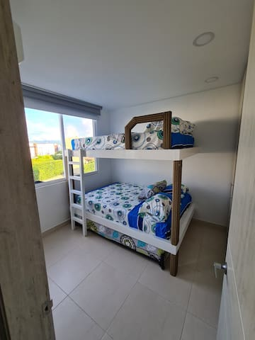 Habitación 2 piso 2