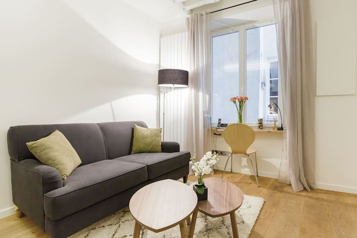 Lovely flat St Germain des prés - Paris - Wohnung