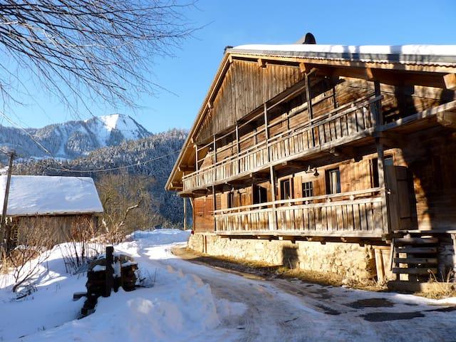 L'Etoile de Savoie /  chalet de1811/ 10P