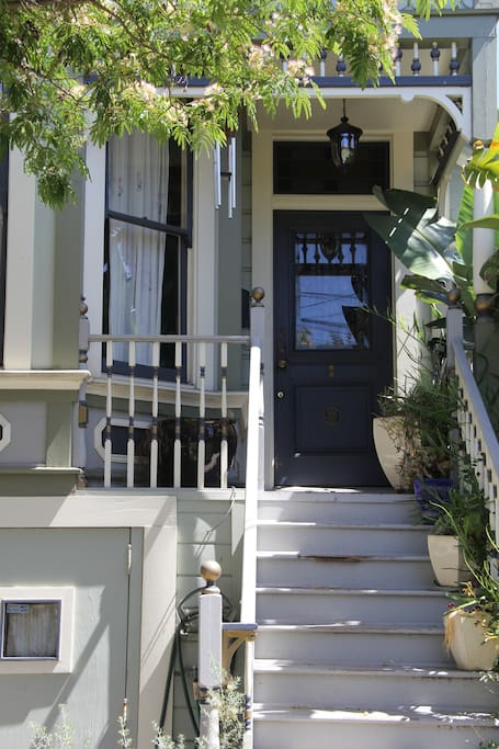 The lovely victorian in the HEART of Temescal!
